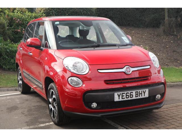 used fiat 500l 1 4 lounge 5dr petrol hatchback for sale vertu military cars. Black Bedroom Furniture Sets. Home Design Ideas